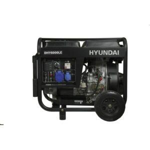 Generador Hyundai DHY6000LE